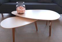Design (Bijzet)tafels
