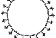 Silver Alloy Anklets