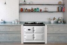 Oak White Kitchen
