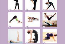 Sesiones de yoga / Sesiones de yoga para principiantes realizados por www.widemat.com