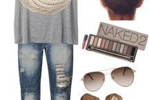 Fashion <3s -- comfy and casual