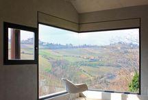 Großflächige Fenster, Eckfenster - Die Fenster Sonderformen / Großflächige Fenster, 90° Eckfenster, Fensterfassade