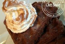 recettes de chocolat / chocolate recipe / by Amourdecuisine Chez Soulef