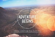 [adventure with me] / by Kicksend