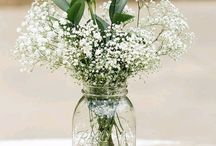 floreros de mesa