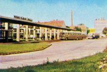 Sopron - közlekedés anno