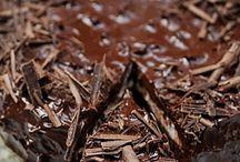 dark choclate cake