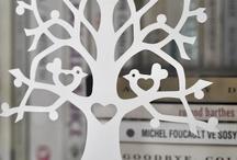 drzewka na biżuterię - stand for jewelry