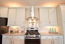 Kitchens by Tower Homes / Tower Homes has learned how to construct the best houses in Birmingham, AL metropolitan area. Tower Homes builds beautiful designers kitchens inspirated by latest interior design trends.