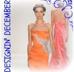 DESIGNIN' DECEMBER! / Ever spot RTW fashion and the first thing you think is:  I could do this myself ... perhaps for less money, and maybe even better!