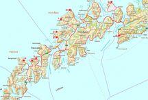 Norge/ Lofoten och Andoya