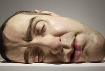 The Hyperrealistic Sculptures of Ron Mueck