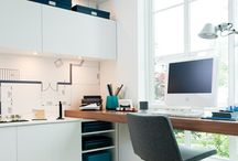 Home office ideas!