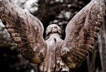 Angels: Stone Angels