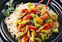Chinese salate