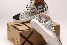 Custom Sneakers / Custom Sneakers designed on idxshoes.com