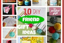 Gifts, gift wrapping / ideas for gifts and wrapping for christmas, b-days etc