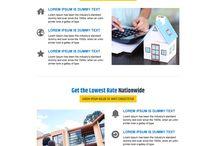 mortgage landing page design