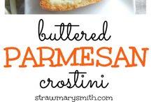 crostini recipes