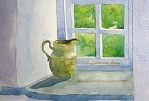 Art: Watercolors / Watercolor
