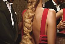 Hairstyles to try / by Renee Spear
