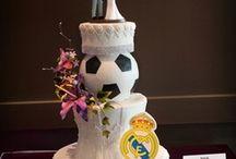 Soccer wedding ideas