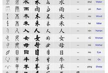 kiinalainen kalligrafia