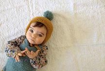 Inspo for Puha Praclik (baby knitwear)