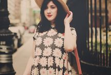 Adorable and Vintage Looks