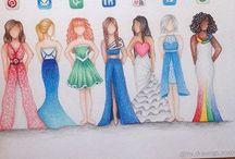 Jojo sociální sítě