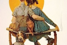 Norman Rockwell / by Beth Hershey
