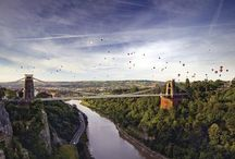 Iconic Bristol Attractions / Stunning Pictures of Bristol