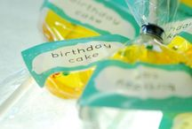 Party Food / by Goodies For Gifts