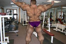 [Walker-Furry] Bodybuilder Hairy Muscle Bear / Bodybeef model 'Walker' - Visit http://www.bodybeef.com/studios/walker---premium-sets for Walker's nude photo sets!