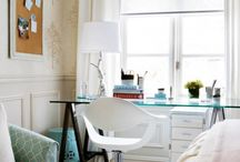 Home Office Space / Jenna's space