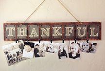 November, hálaadás