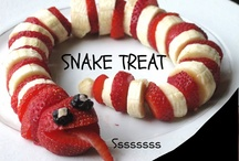 Theo snake party
