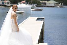 Bride Bree / Bride Bree looking so elegant in her gown by Personalised Weddings Couture