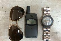Retro / Mobile phones, ericsson, nokia