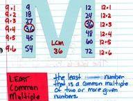 Least Common Multiple 5.4 (6th Grade)