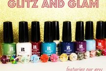 GLITZ and GLAM / by Red Carpet Manicure