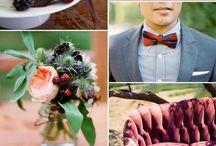 Осенняя свадьба /  Autumn Wedding / Подписывайтесь на наши доски. Мы внимательно следим за свадебными трендами и подбираем только стильные и нетривиальные идеи для свадьбы.