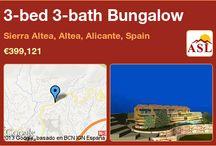 3-bed 3-bath Bungalow