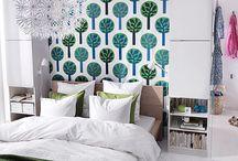 Huis: Slaapkamer / Ideeen voor de slaapkamers van ons en kids. Ook kasten.