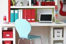 Small Home Office - San Francisco / Have an office in your home? Here are great tips to keep you home and office organized.