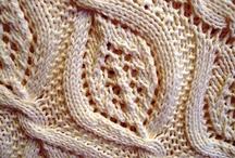 patroon van deze trui / trui  met kabels