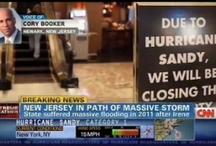 Hurricane Sandy / by Mediaite .com