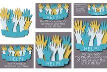 Volunteer recruiting / by Regina Colombi