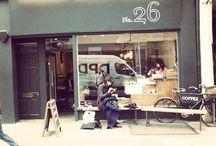 Cafés del Mundo / Fotografías de nuestro último tour por los mejores coffee shops de Londres
