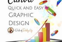 Blogging | Design Ideas & Tips / Tips & ideas for designing blog, headers, etc.